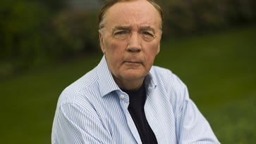 Author James Patterson is back at No. 1.