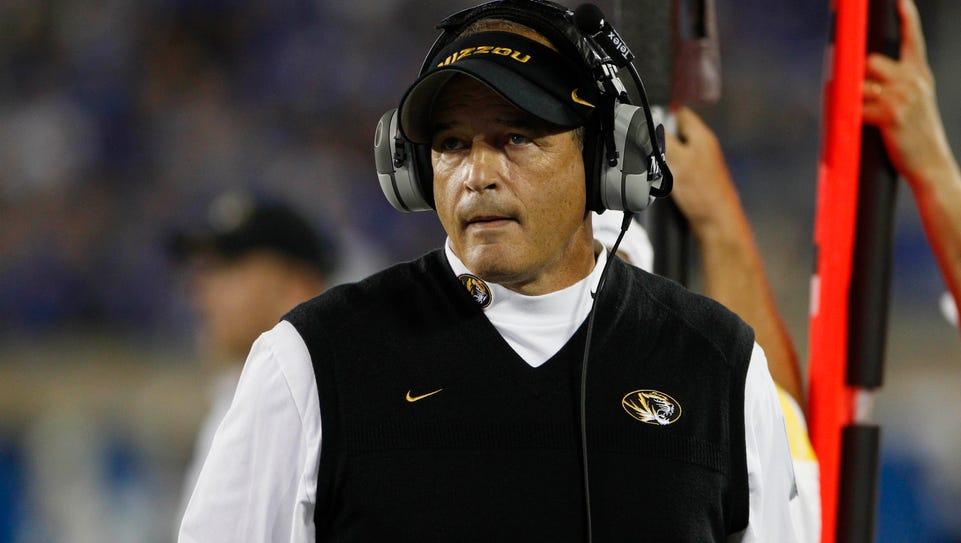 Gary Pinkel made $900,000 in bonuses last year at Missouri.