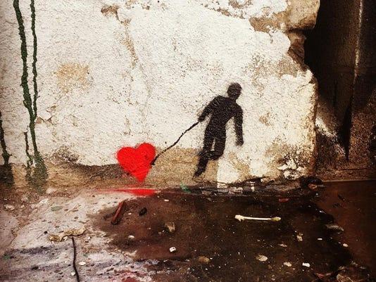 31 days of street art
