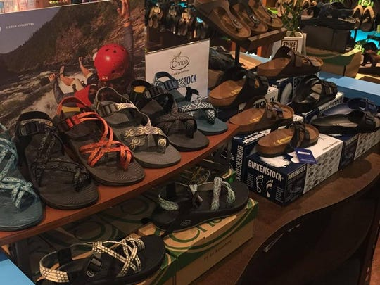 Flip Flop Shops in the Coastland Center Mall, Naples