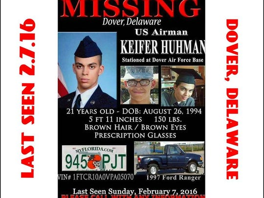 Huhman's disappearance has been getting a lot of attention