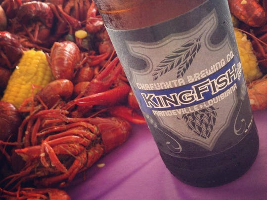 Chafunkta's Kingfish ale is available year round.