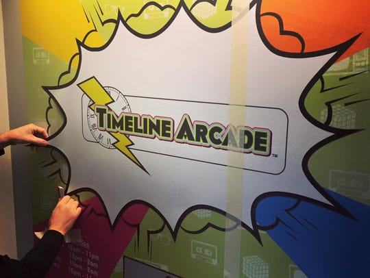 Timeline Arcade is set to open in downtown York on