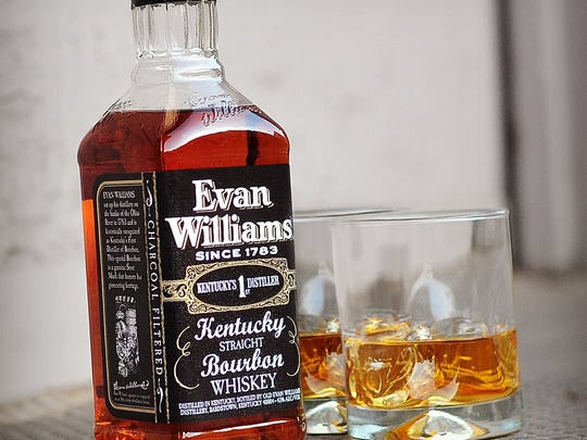 Pick up a bottle of Evan Williams Bourbon at the Evan Williams Bourbon Experience, a short walk from the KFC YUM! Center Arena