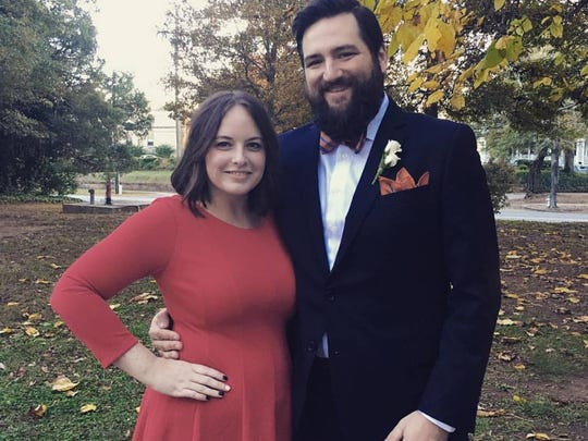 Dan and Leah Majesky, in their 30s, were told by doctors