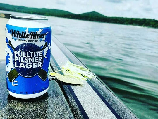 Customers have been posting their photos of the beer all over Instagram, Twitter and Facebook. This one was snagged from @zstanton88.