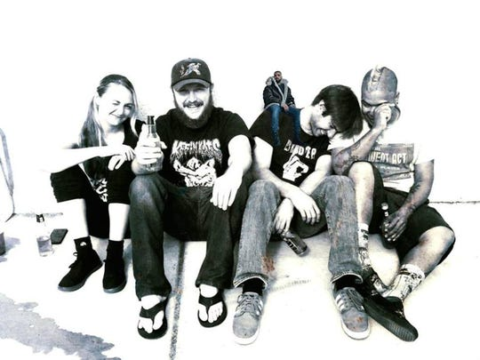 Bridger is an award-winning punk band emerging from the La Quinta area.