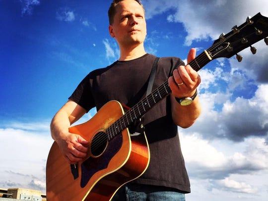 Jonatahn Rundman is performing in Marshfield as part