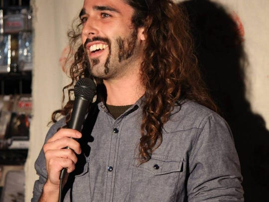 Benjamin Hoffman co-headlines the Two Trees Comedy Show at Club 337 inside the DoubleTree Hotel on Pinhook.
