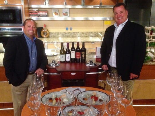 Mike DeSimone and Jeff Jennsen, the World Wine Guys.