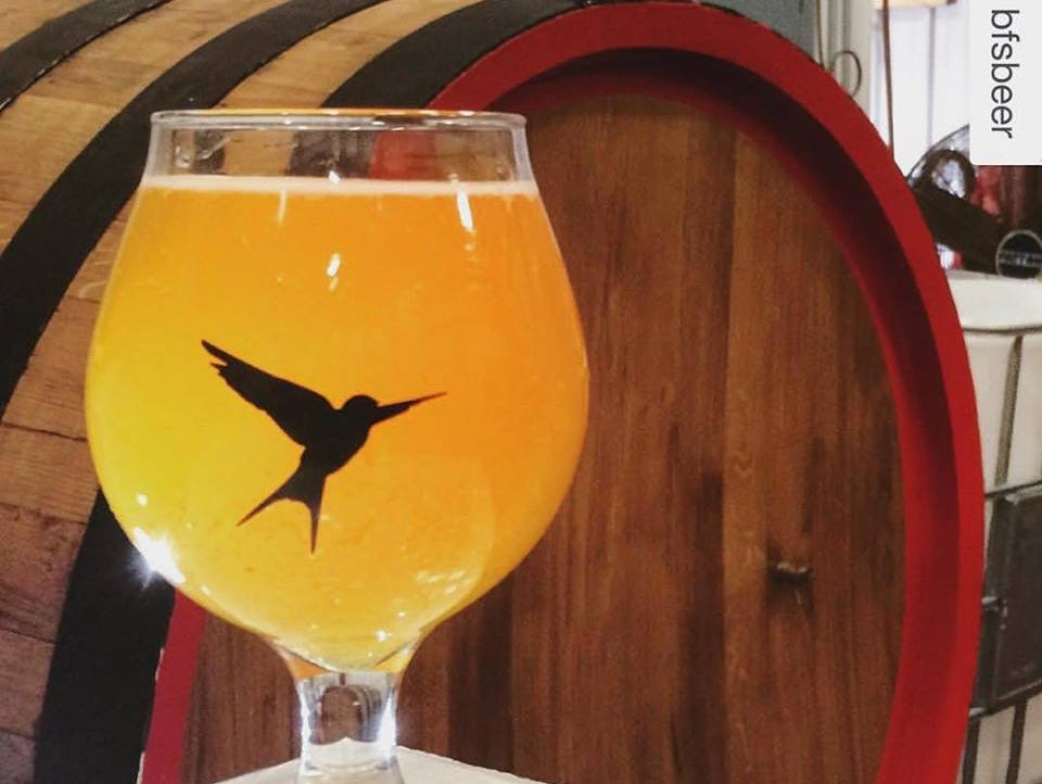 Join Jake Grove on a brewery tour of Birds Fly South.  Enjoy samples of craft beer and a special brew!