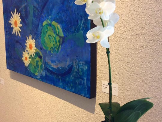 The 13th annual Winter's Garden juried exhibition of botanical, floral, and garden inspired art is accepting submissions Jan. 3-4, 2017.