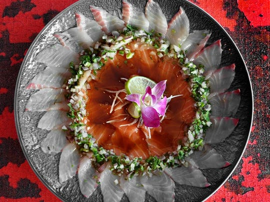 Blue Sushi at Gulf Coast Town Center has rebranded itself as Brahma Sushi Lounge.