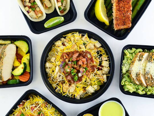 Eat Fit Go sells a variety of prepared meals.