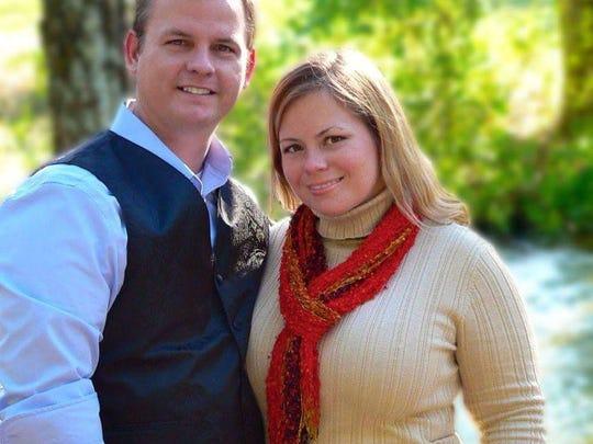 Robby and Natasha Jones