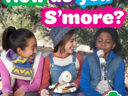 Girl Scouts of the Panhandle introduce the S'mores