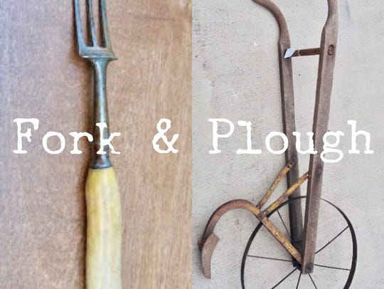 Fork & Plough is doing an extra special Australian wine dinner April 30, that will feature a 6-course completely plant-based menu.