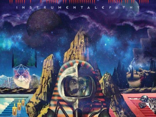 "The Gaslamp Killer's album ""Instrumentalepathy."""