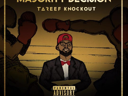 Mabry's debut album Majority Decision was released