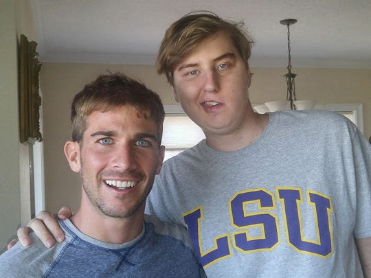Kayne Finley has a terminal brain tumor but plans to attend LSU later this summer.