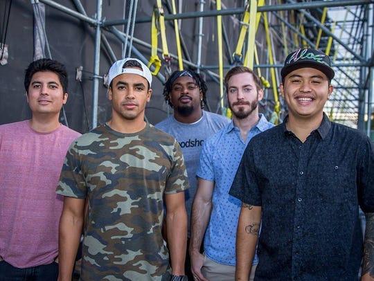 San Diego reggae posse Through the Roots rolls into