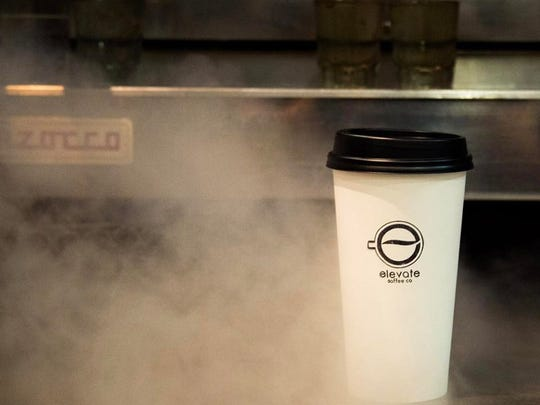 Elevate Coffee Co. at the Shops at Norterra will give