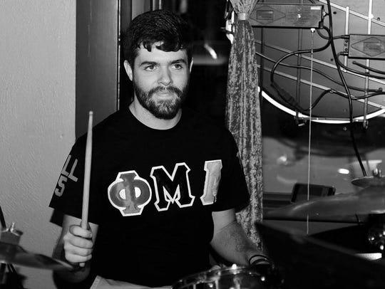 Drummer, Jonathan Magee