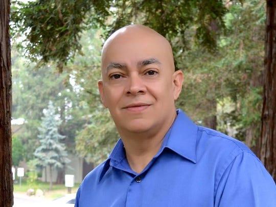 Author Dave Gutierrez.