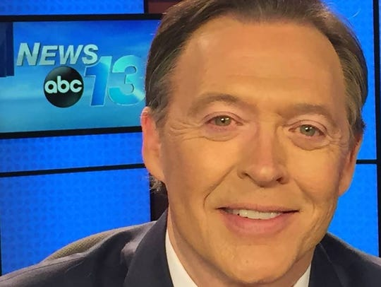 Larry Blunt had been an anchor of WLOS on Channel 13