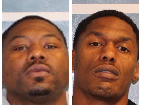 Quinton Brown and Gerald Turner were sentenced to prison