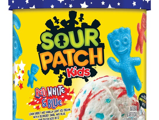 Walmart is now selling Sour Patch Kids Red, White and
