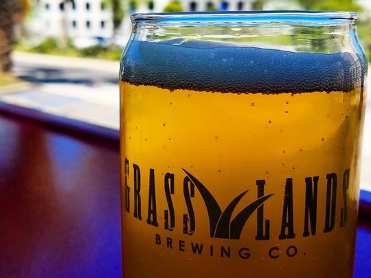The weather is heating up and GrassLands Brewing Company is ready to knock out the heat and humidity.