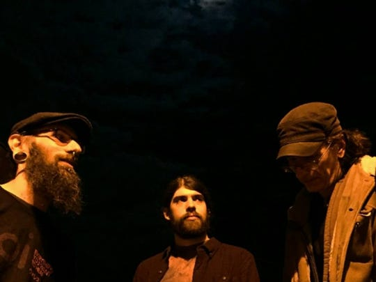 The Hobo-Style, a South Jersey indie folk band of Steve Wilson, Brian Walker-Talbot and A. Robert Basile, opens the 2018 Lot 323 summer concert season.