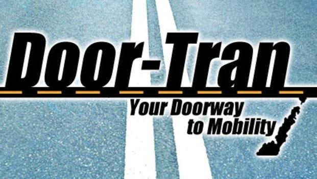 Door-Tran logo