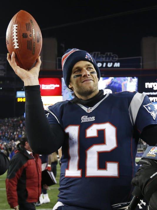 Deflated Footballs Brady