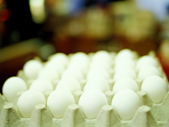 In a recent report from the USDA, wholesalers are now paying 70 cents more than in April for a carton of eggs.