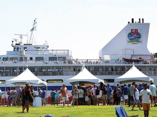 In addition to the Cape May-Lewes Ferry's on-board musical programming and Thursday night concerts on the Lewes Green, the area near the terminal also hosts the annual  Brews by the Bay festival each September.
