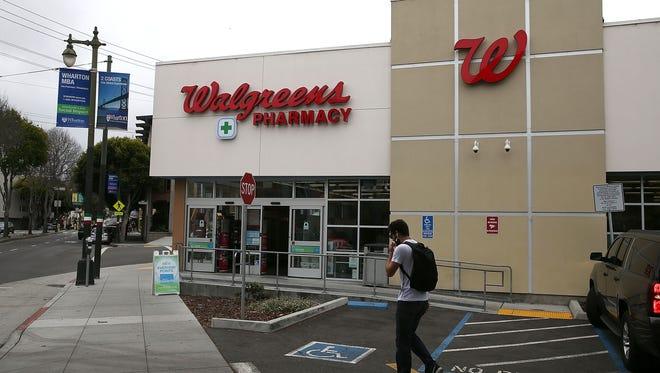 According to police, a Visalia Walgreens sold alcohol to a minor.