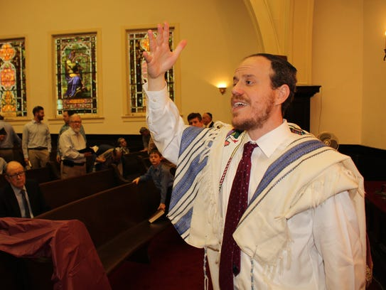 Rabbi Shmuel Herzfeld of the National Synagogue in
