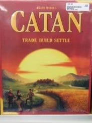 For teens: Catan board games
