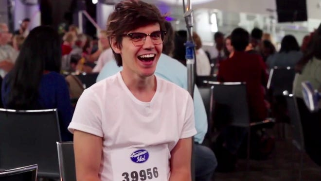 MacKenzie Bourg of Lafayette audition on American Idol has earned him a trip to Hollywood for the next round.