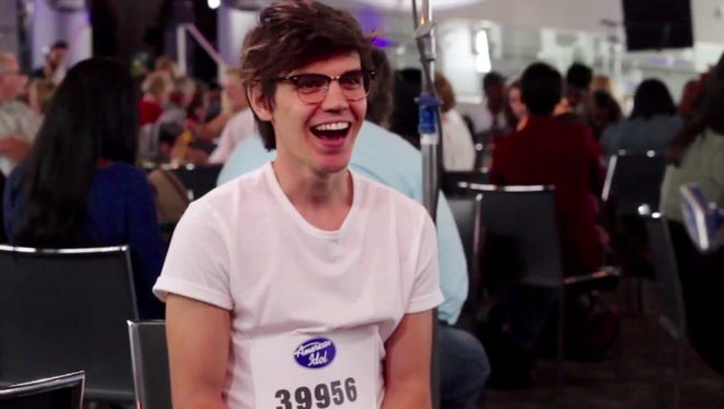 """Mackenzie Bourg of Lafayette is winning over judges and fans on """"American Idol."""""""