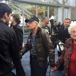 Navy museum ceremony pays tribute to Pearl Harbor vets