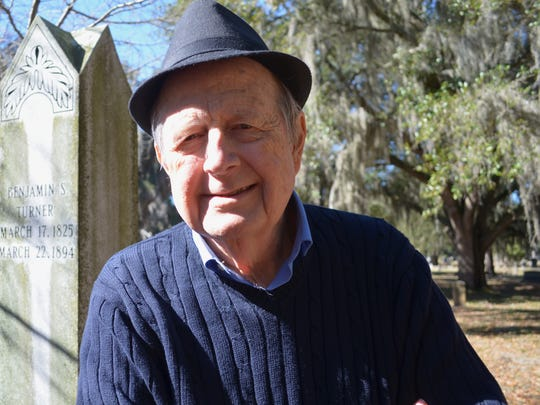 Selma historian Alston Fitts was named Citizen of the
