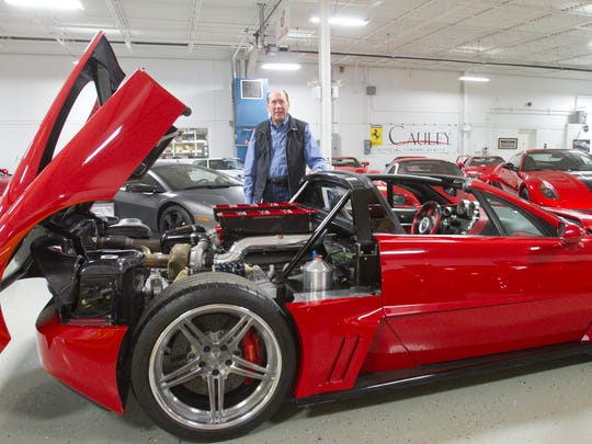 Ken Lingenfelter of Lingenfelter Performance Engineering