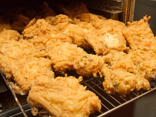 Fried chicken is what makes Mary's Fabulous Chicken