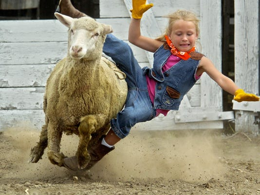 Mutton Bustin Sign Up Underway For Gf Rodeo