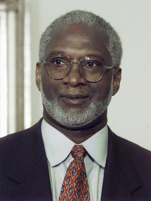 Former U.S. Surgeon General Dr. David Satcher.