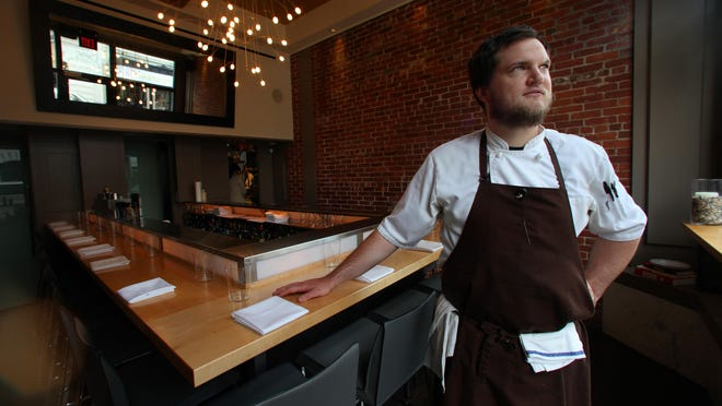 The intimacy of 18 bar seats on three sides is a liability during the COVID-19 pandemic . Birch owner/chef, Ben Sukle will close the restaurant Oct. 18.