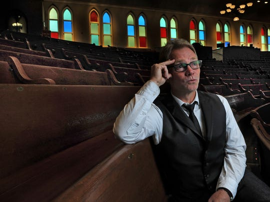 Steven Curtis Chapman has won a record 58 Dove Awards over his career.